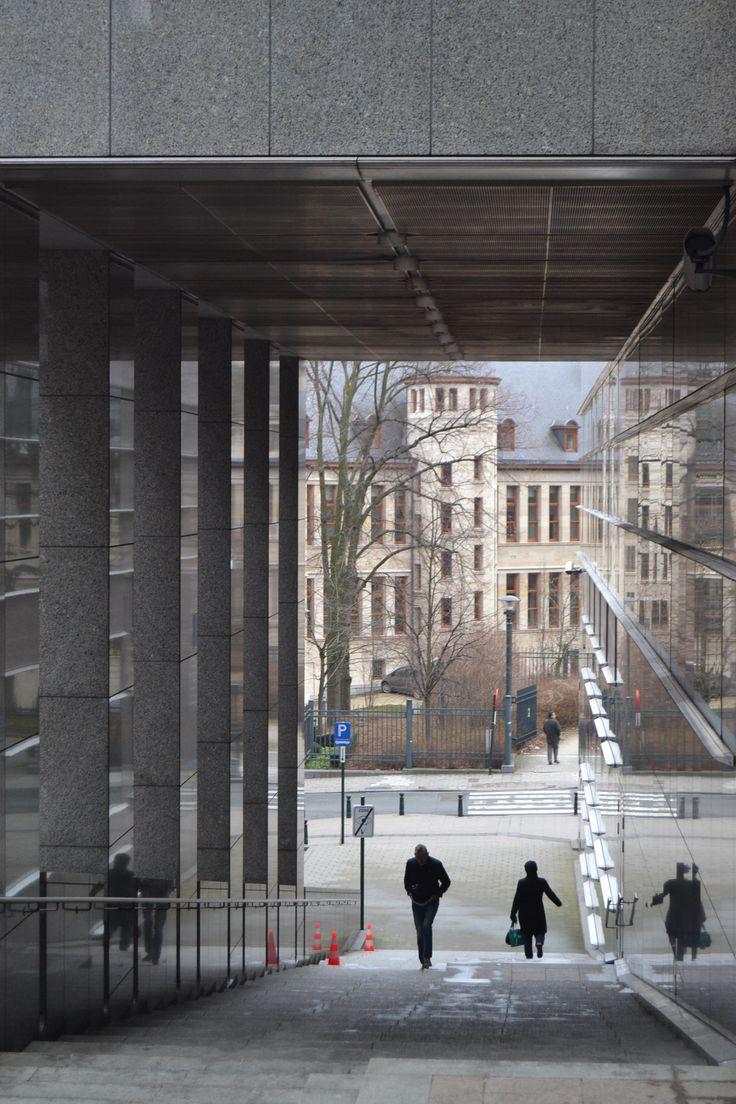 Parlamento - Bruselas
