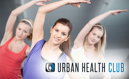 Drop-in zumba classes at Urban Health Club!