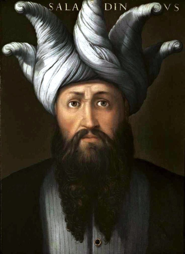 Saladin was a Kurdish Muslim, who became the first Ayyubid Sultan of Egypt and Syria. He led Islamic opposition to the Franks and other European Crusaders in the Levant. At the height of his power, he ruled over Egypt, Syria, Mesopotamia, Hejaz, and Yemen. He led the Muslims against the Crusaders and eventually recaptured Palestine from the Crusader Kingdom of Jerusalem after his victory in the Battle of Hattin.