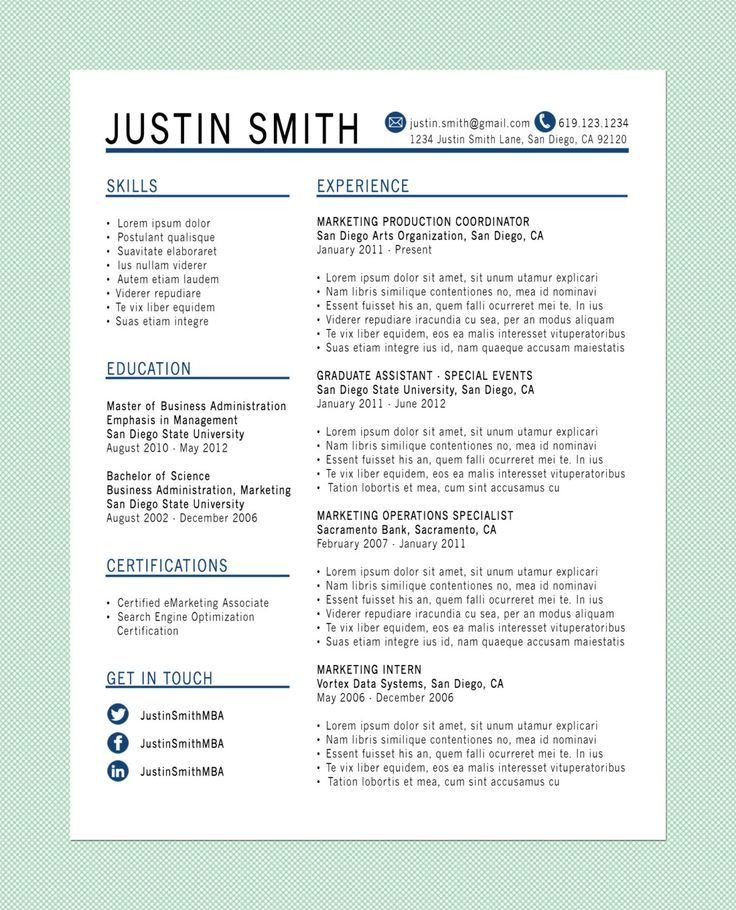 Resume Templates Ideas 6 Templates Example Templates Example Resume Templates Resume Template Examples Sales Resume Examples