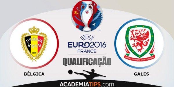 Bélgica vs País de Gales: a Bélgica recebe a seleção do País de Gales na fase de apuramento para o Euro 2016. A Bélgica está no 3º lugar do grupo com 4....(ANALISE DESTE E OUTROS JOGOS CLICA NO LINK ABAIXO) http://academiadetips.com/equipa/belgica-vs-pais-de-gales-euro-2016/