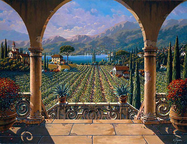 Bob pejman _ Lakeside Vineyard