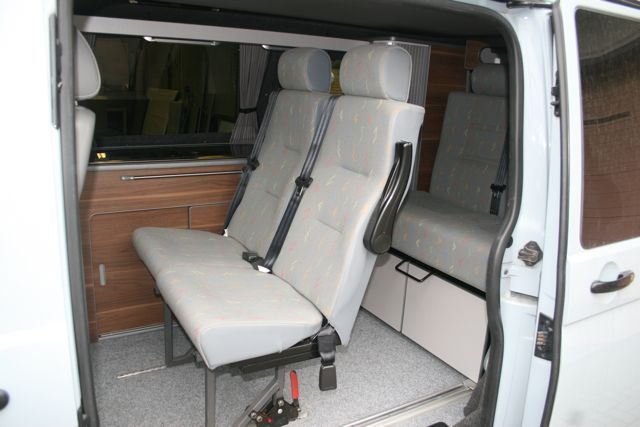 Newbie! Middle row removeable seats for camper - VW T4 Forum - VW T5 Forum