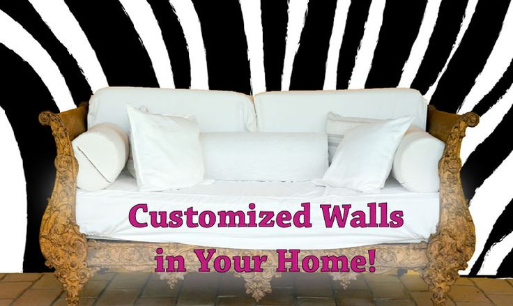 Design your own wallpaper and easy diy wall murals from for Create your own mural wallpaper