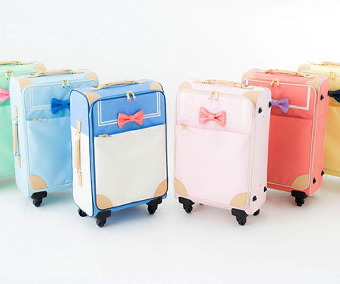 Sailor Moon Suitcase