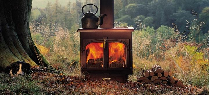 Log burner - clearview stoves