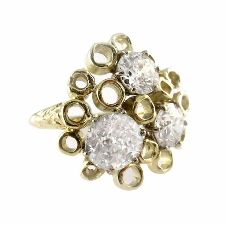Diamond Ring by John Donald