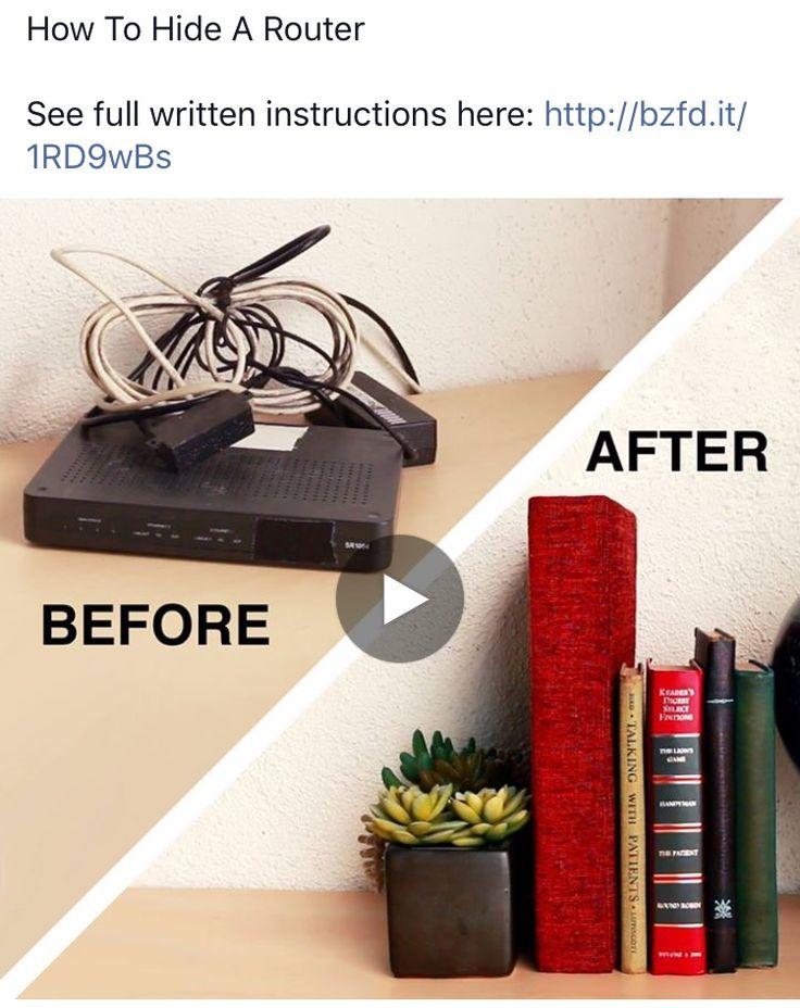 Die besten 25+ Drähte verstecken Ideen auf Pinterest TV-Panel - arbeitsplatz drucker wohnzimmer verstecken