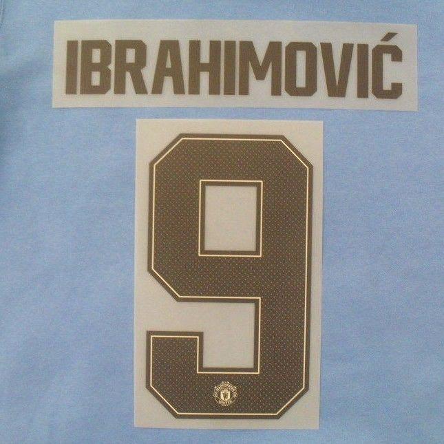 camiseta manchester united 2017 ibrahimovic