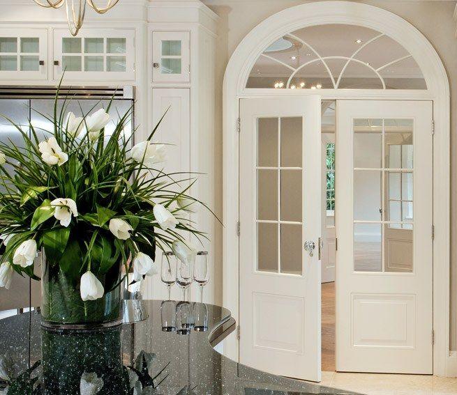 Amazing moulding & design to internal doors