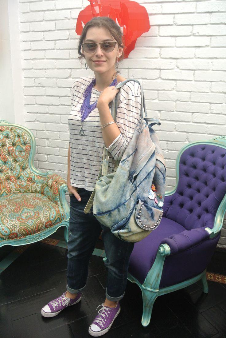 Diana Lucía Gómez, Bogotá, Sept 2013.