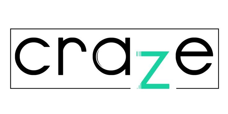 Craze Media logo.