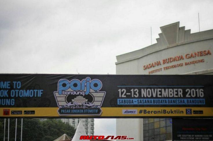 Parjo Bandung 2016 Bisa Jadi Weekend List Pecinta Otomotif!