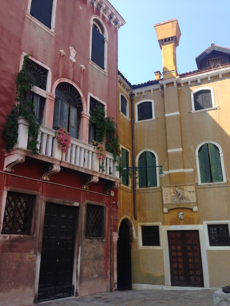 Homes in Venice Italy