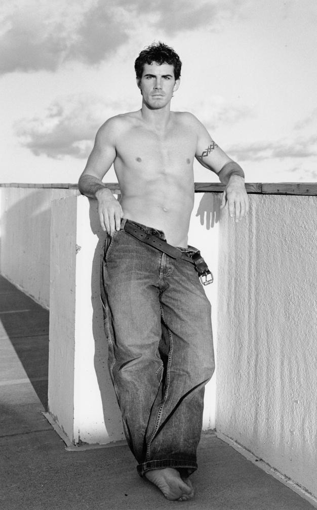 Tyson Beckford Naked on Chocolate City | Male Celebrity Of