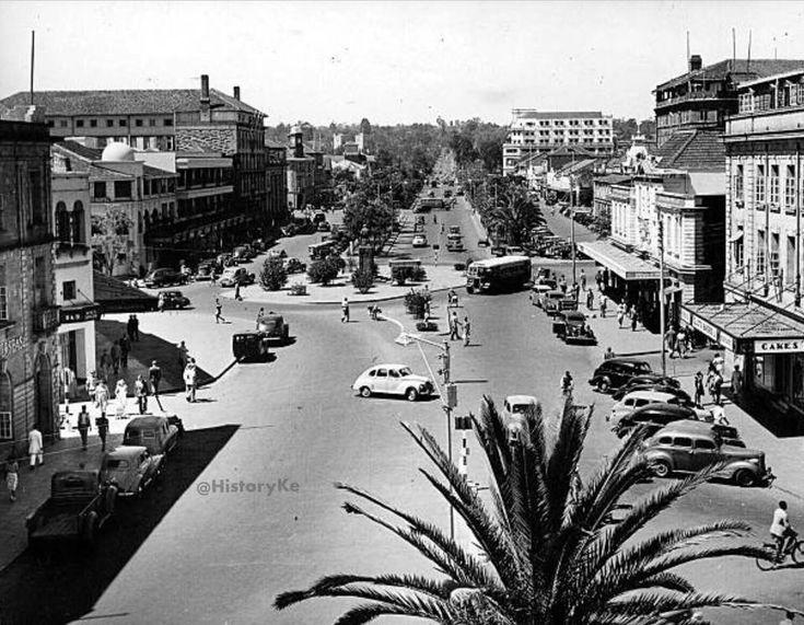 1948 Delamere Kenyatta Avenue Nairobi Kenya East Africa Nairobi