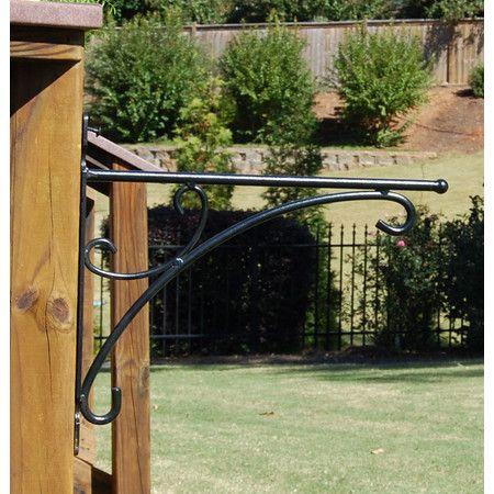 Found it at Wayfair - Charleston Stark Duty Hanging Basket Bracket http://www.wayfair.com/daily-sales/p/Urban-Homesteading-Essentials-Charleston-Stark-Duty-Hanging-Basket-Bracket~GYC1029~E18090.html?refid=SBP