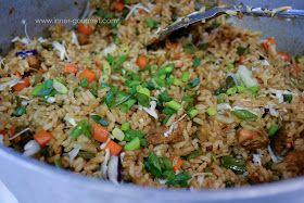 This is one of my favorite go-to dishes when cooking for a large crowd, especially family gatherings. Fried rice and chow mein  are a mu...