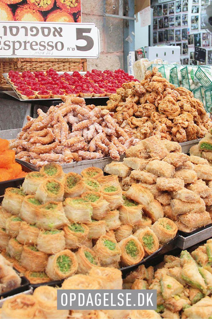 Israel Market Jerusalem