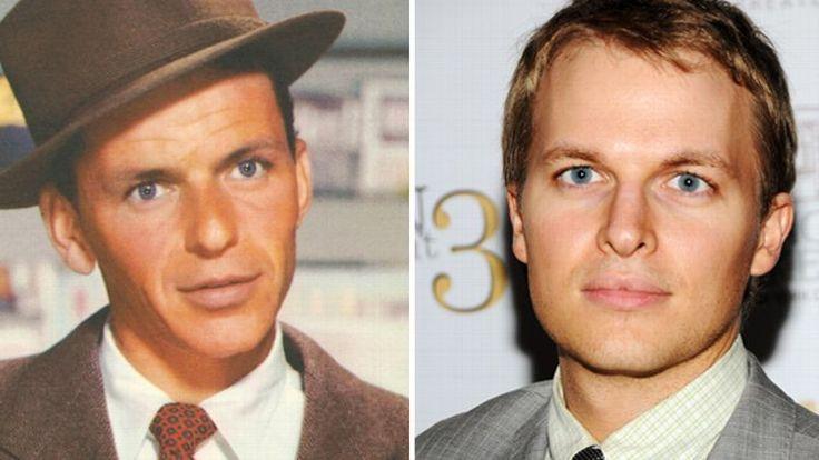 Frank Sinatra Ronan Farrow