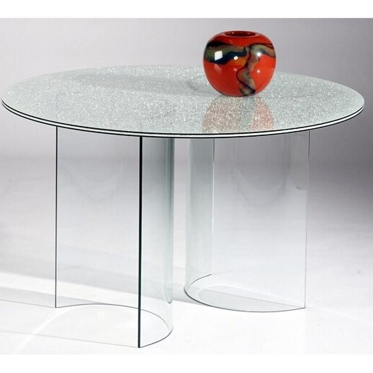 Round Glass Dining Table With Metal Base 287 best round dining tables images on pinterest | round dining
