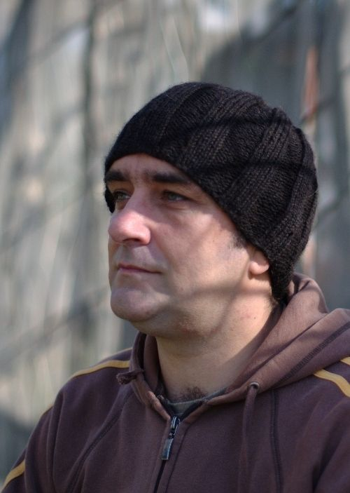Woolly Wormhead - Wide Ribbed Beanie - free #mens #knitting pattern