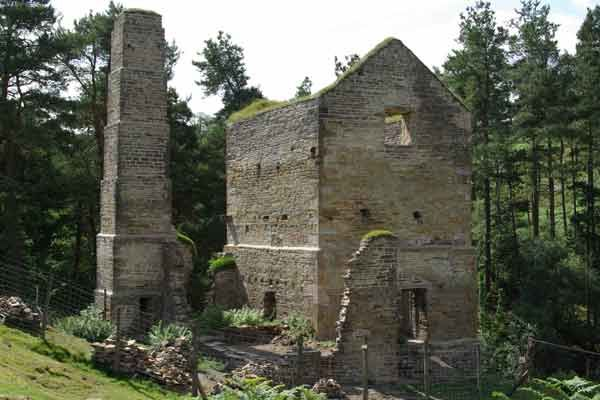 Shildon Engine House near Blanchland in the North Pennines