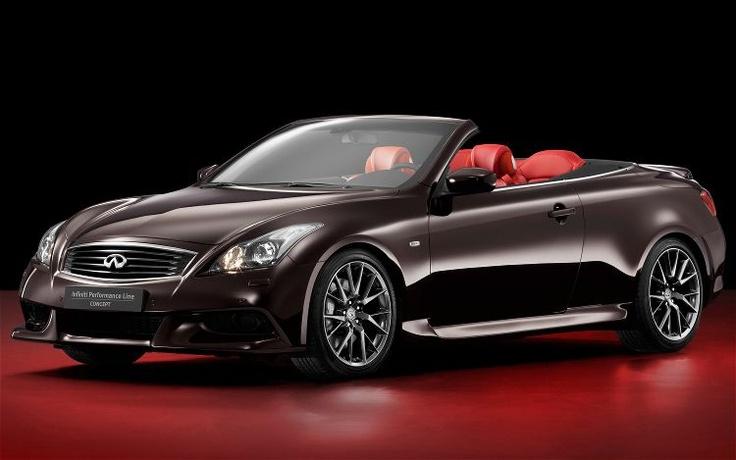2013 Infiniti G37 IPL Convertible #auto #infiniti http://www.orlandoinfiniti.com/2013-Infiniti-G37-Sedan/