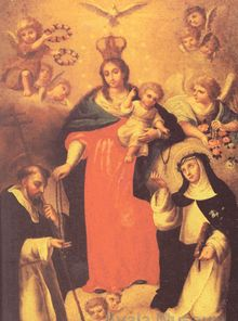 Our Lady of the Rosary - Wikipedia, the free encyclopedia