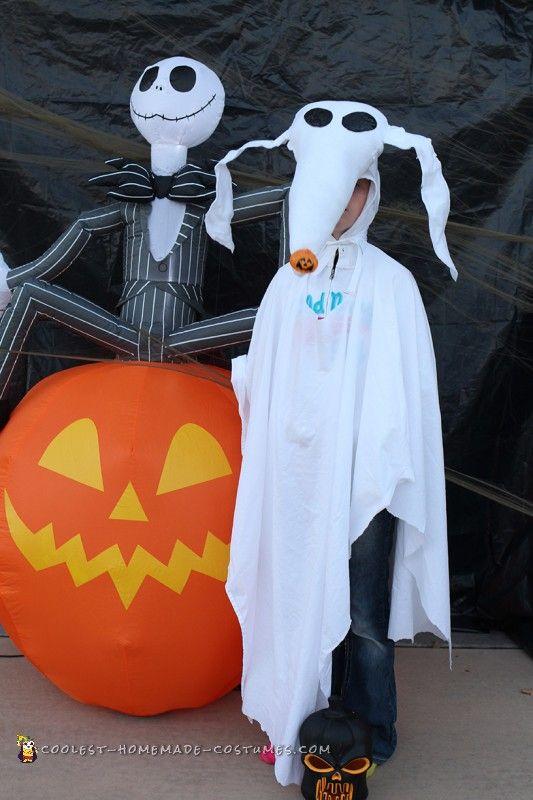 original costume idea the dog zero - Clever Original Halloween Costumes