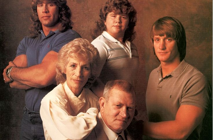 The Fall of the House of Von Erich