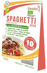 Slendier pasta vervanger op basis van konjac knol