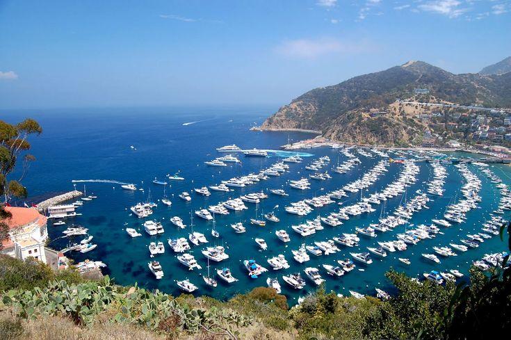 Catalina Landmarks - Avalon, California