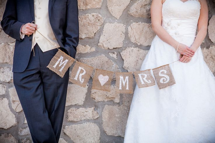 Mr and Mrs, Sweetheart neckline, Banner, jewled waist, stone wall Cambridge Mill, Cambridge, Ontario, Canada wedding photography experts | Anne Edgar Photography