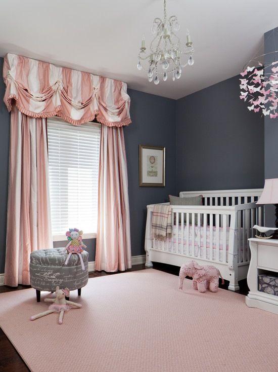 Die besten 25+ Pink kleinkind zimmer Ideen auf Pinterest Mädchen - schlafzimmer ideen pink