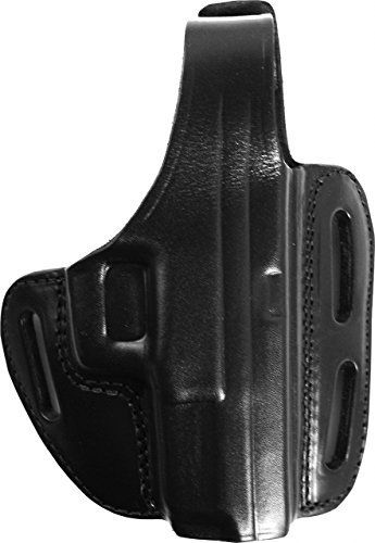 Gould & Goodrich B803-XD4 Gold Line Three Slot Pancake Holster (Black) Fits SPRINGFIELD XD4 9MM by Gould & Goodrich. Gould & Goodrich B803-XD4 Gold Line Three Slot Pancake Holster (Black) Fits SPRINGFIELD XD4 9MM.