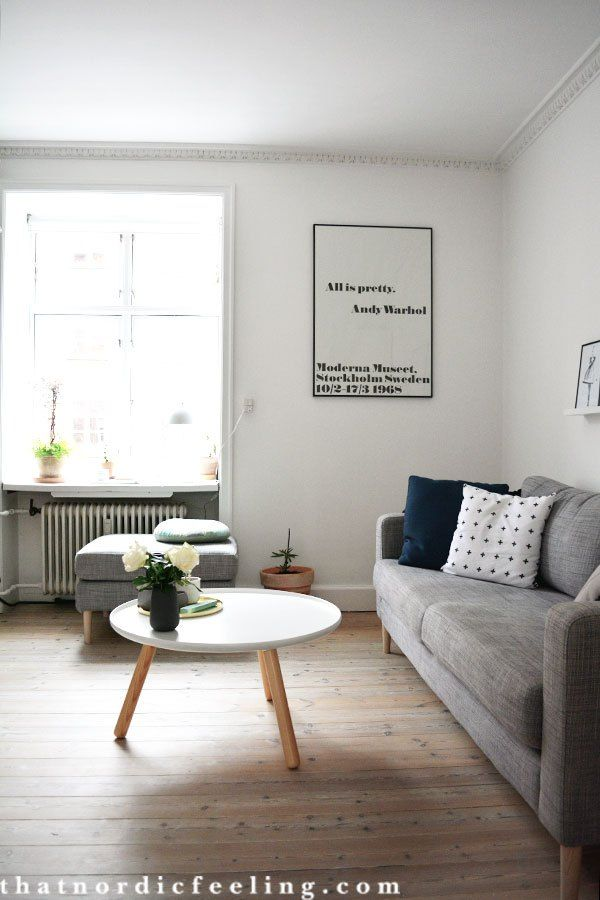 Living room via that nordic feeling