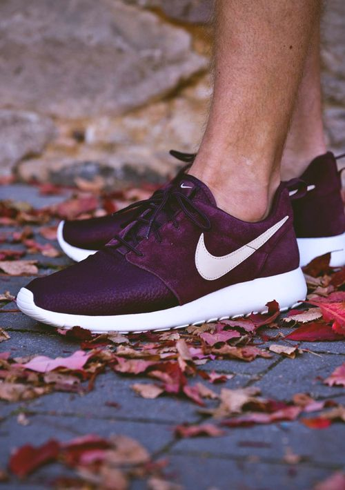 #Nike #Roshe #Run #Suede