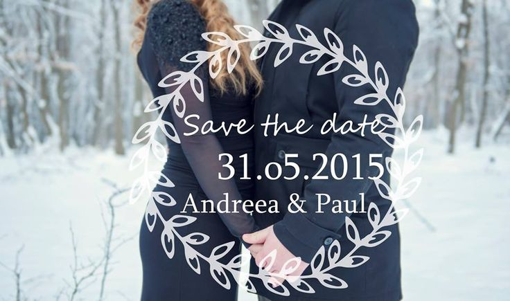 Save our date!