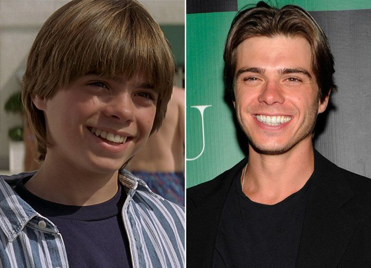 Pin for Later: Mrs. Doubtfire: Where Are They Now? Matthew Lawrence
