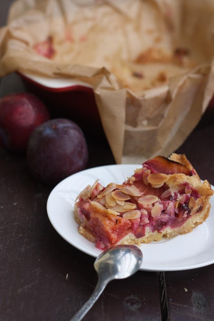 almond plum cake: Desserts, Plum Cake, Almonds, Sweet, Cakes, Food, Recipes, Almond Plum, Baking