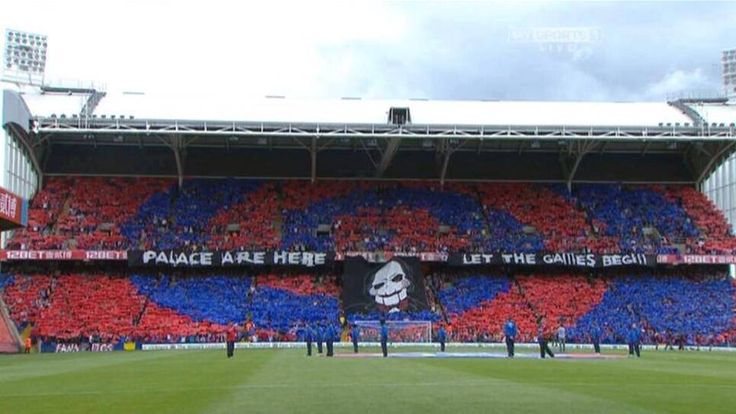 Crystal Palace F.C. | All the action from the casino floor: news, views and more