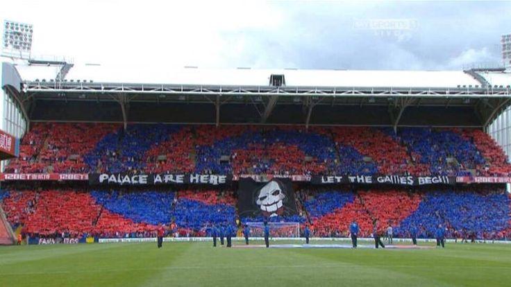 Holmesdale Fanatics (HF05), Crystal Palace (England)
