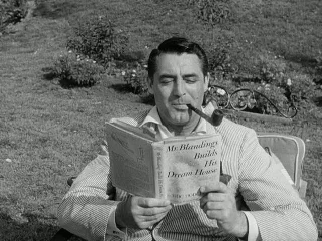 cary grant in mr. blandings