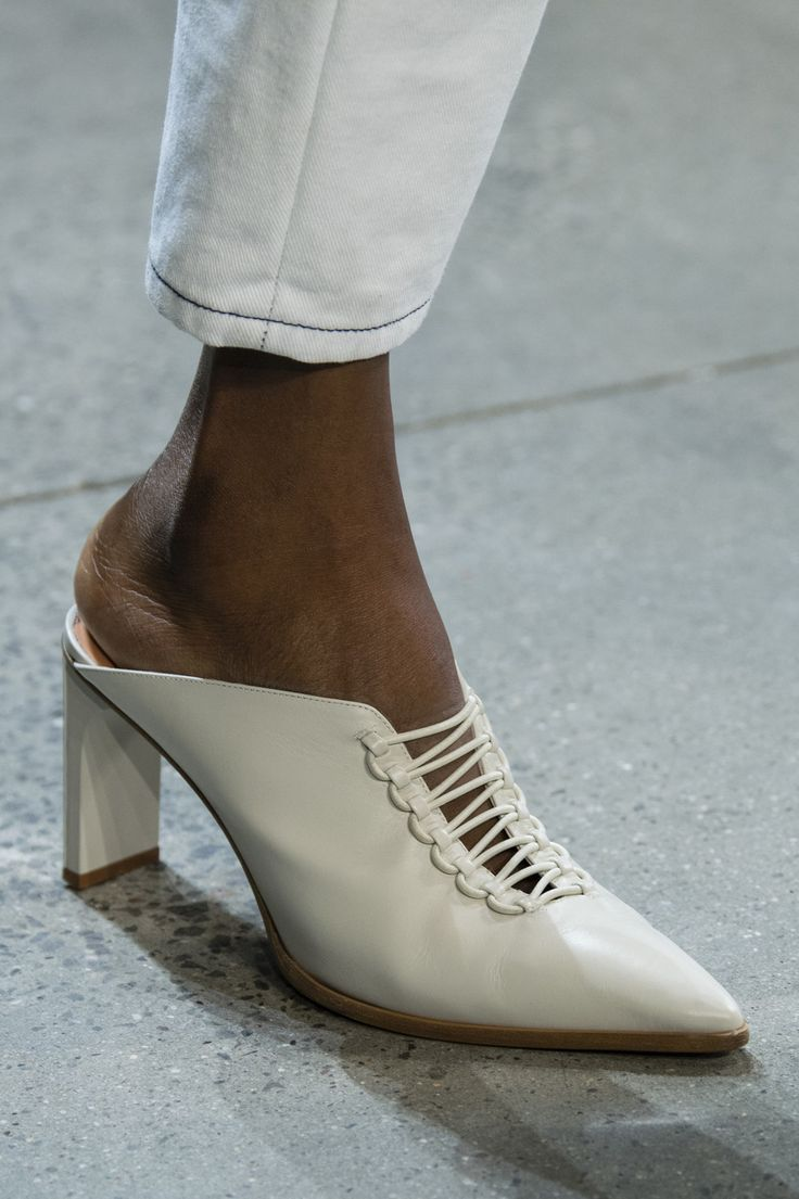 Dion Lee at New York Fall 2018 (Details)