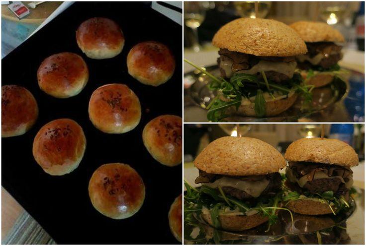 """Ahojte! Prvý mesiac z nového roka je za nami a ja som ešte nepridala žiaden článok s receptom, tak som sa rozhodla hneďto napraviť :) V poslednej dobe zažívajú obrovskú popularitu hamburgery. Nie tie z McDonald´s, s """"mäsom"""" ako podrážka, ale poctivé hamburgery z kvalitných surovín. Takmer v každom meste sa otvárajú rôzne bistrá, kde…"""