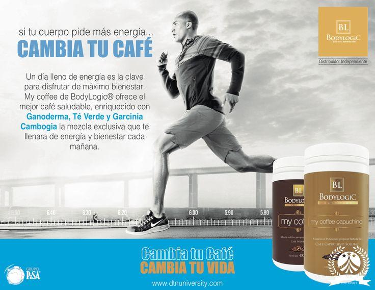 Toda la energía y las bondades del café con #BodylogicPanamá.   Entregamos a domicilio. Si quieres disfrutar de sus beneficios sígueme en @Bodylogicpanama, en Facebook o si tienes dudas escríbeme a bodylogicpty@gmai...