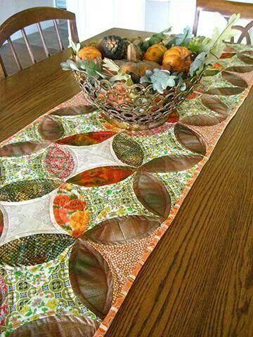 Orange peel pattern