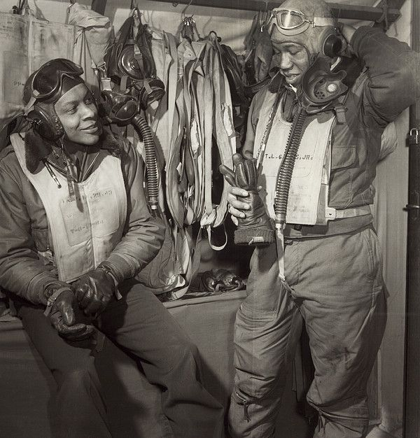 """black singles in tuskegee 2 thurgood marshall, the future supreme court justice, got his start defending tuskegee bomber trainees the 477th bombardment group was formed in 1944 to extend the so-called """"tuskegee experiment"""" by allowing black aviators to serve on bomber crews."""