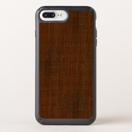 Rustic Bamboo Wood Grain Texture Look Speck iPhone Case - barn wood gifts idea customize nature